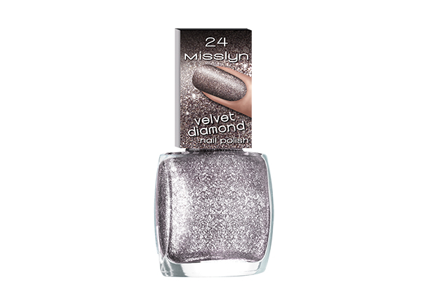 Misslyn Velvet Diamond Nail Polish 24