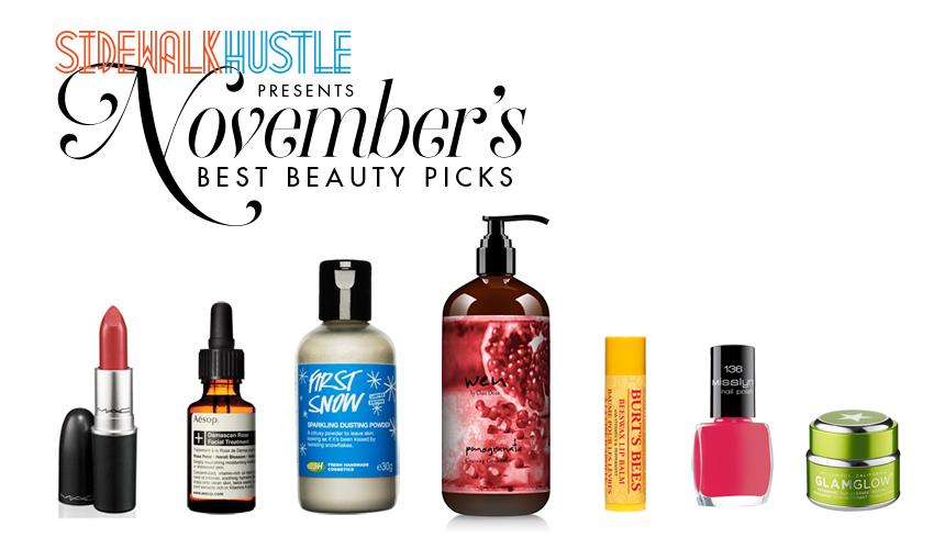 November Beauty Picks 2014