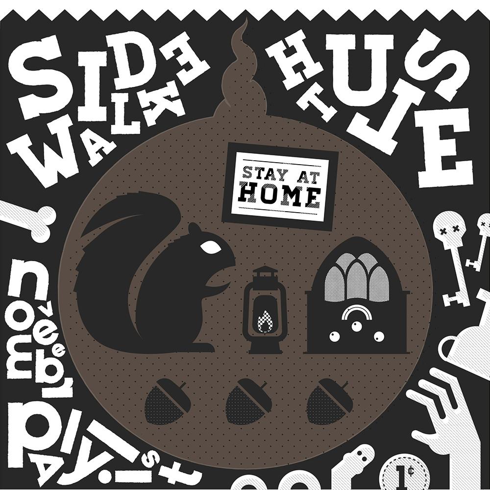 Sidewalk Hustle November 2014 Mixtape