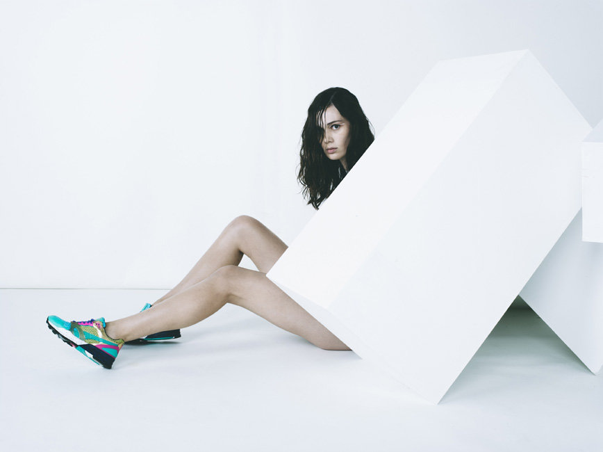 Solange x Puma's New Collection-6