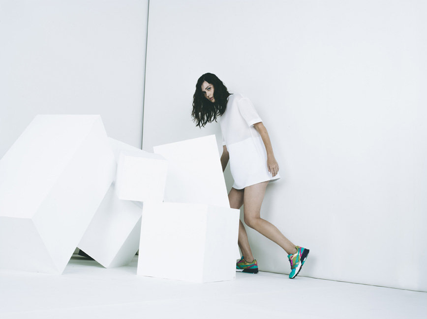 Solange x Puma's New Collection-7