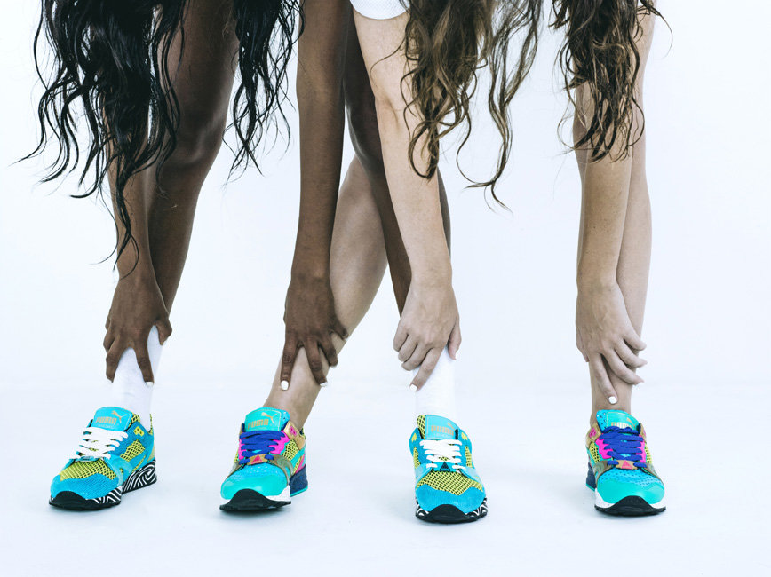 Solange x Puma's New Collection