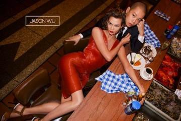 Karlie Kloss for Jason Wu Spring Summer 2015