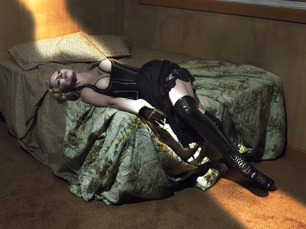 Madonna for Interview Magazine December 2014-1