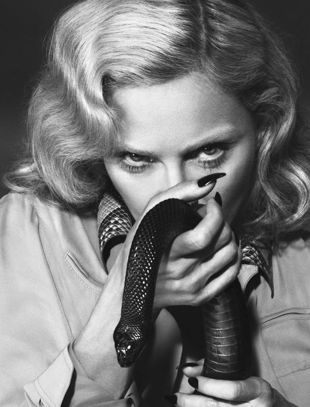 Madonna for Interview Magazine December 2014-11