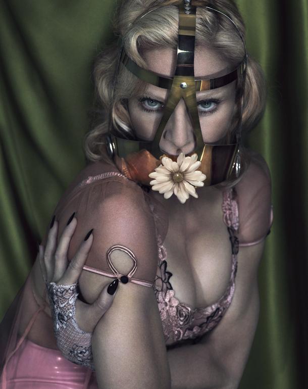 Madonna for Interview Magazine December 2014-12