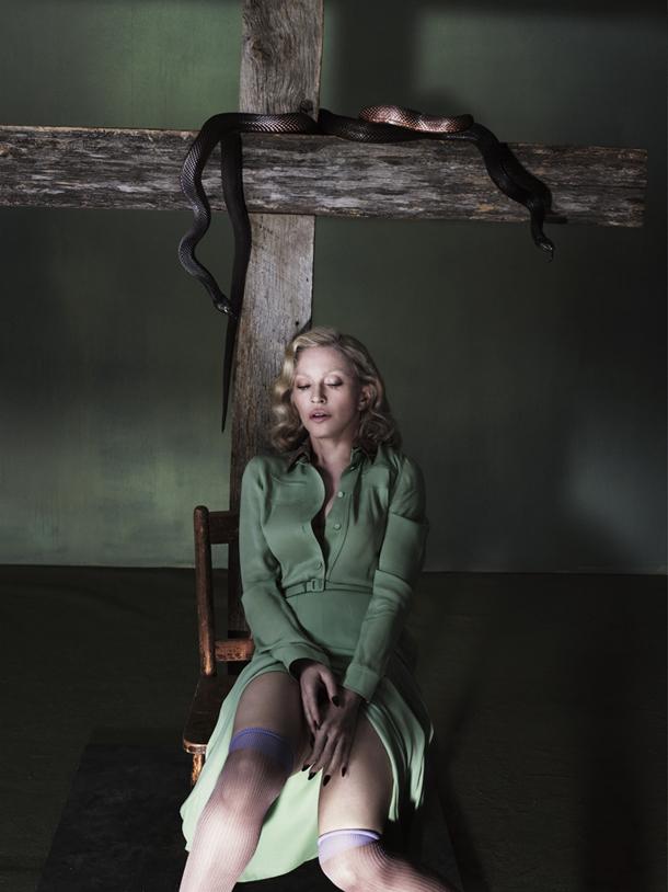 Madonna for Interview Magazine December 2014-13