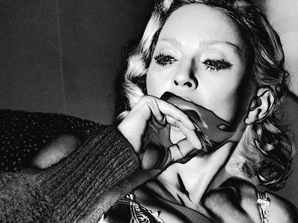 Madonna for Interview Magazine December 2014-14