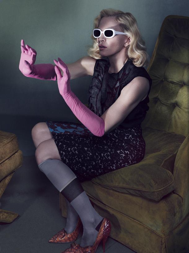 Madonna for Interview Magazine December 2014-6