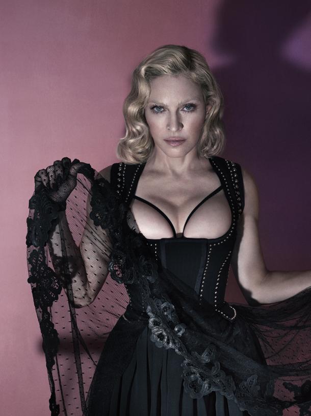Madonna for Interview Magazine December 2014-7