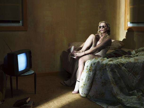 Madonna for Interview Magazine December 2014-8