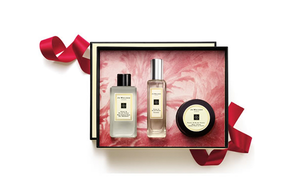 Jo Malone Peony and Blush Suede Collection