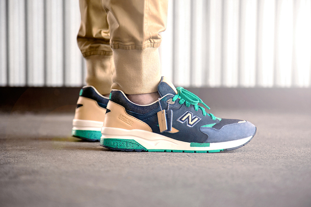 Social Status x New Balance CM1600 Winter in the Hamptons