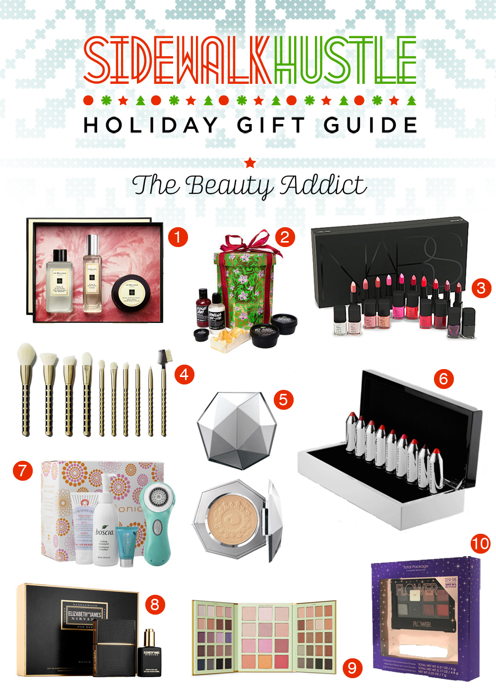Beauty Addict Gift Guide 2014