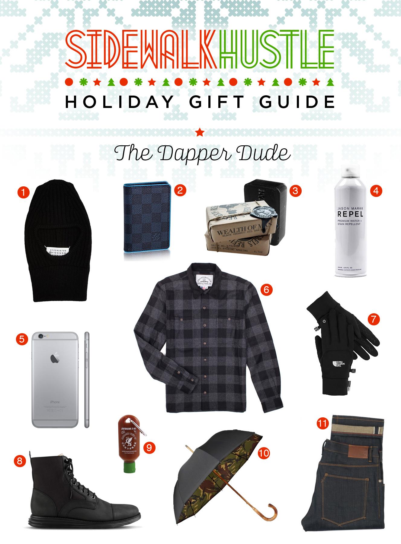 Dapper Dude Gift Guide 2014