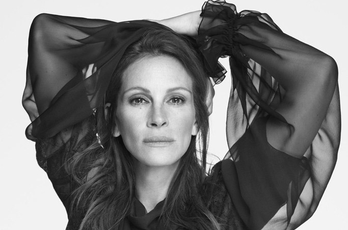 Julia Roberts for Givenchy Spring 2015