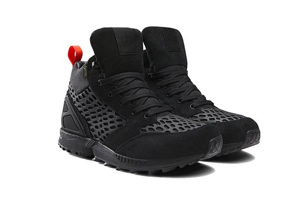 adidas Originals Fall Winter 2014 ZX Shield Pack black high top