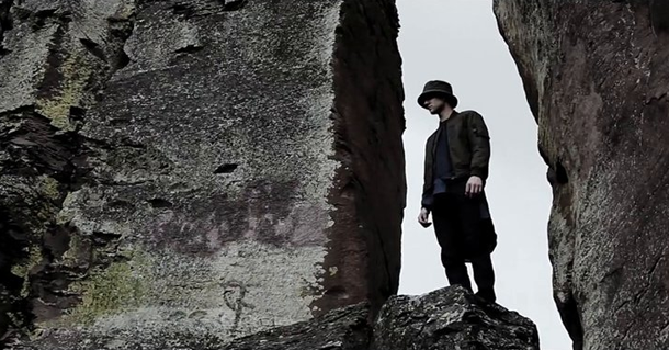 Maiden Noir 2014 Fall Winter Into the Darkness Video
