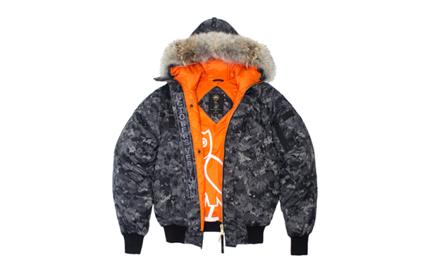 Octobers Very Own x Canada Goose 2014 Holiday Collection Coat
