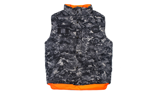 Octobers Very Own x Canada Goose 2014 Holiday Collection Vest