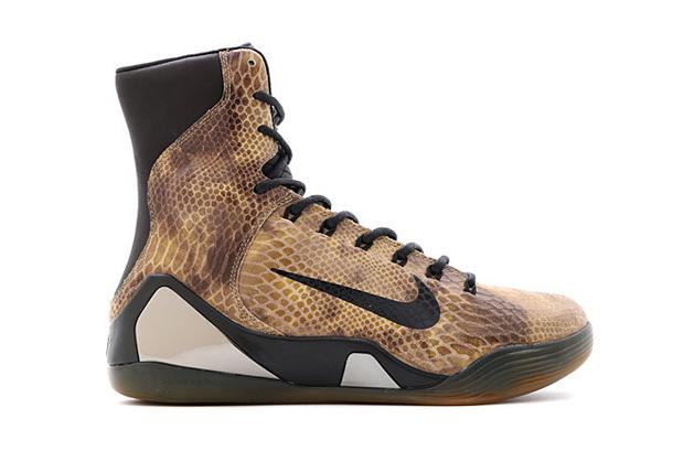 Nike Kobe IX High EXT Snakeskin QS