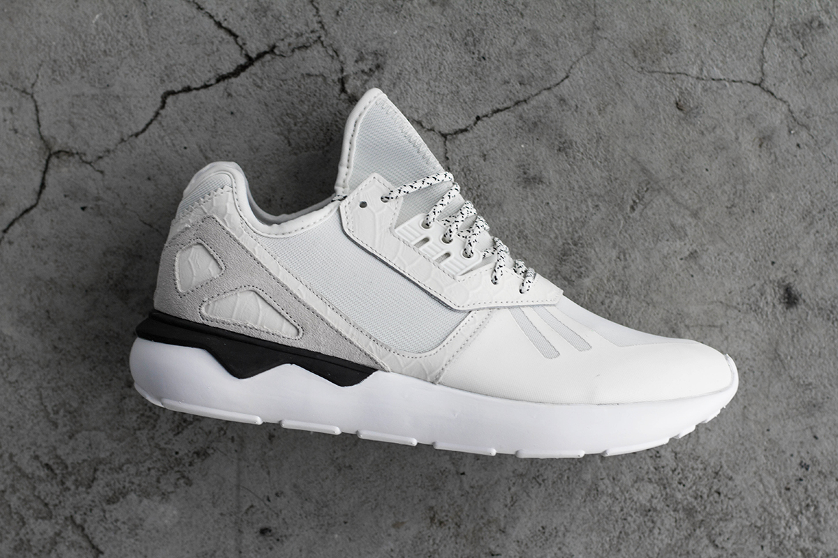 adidas Consortium Tubular Runner Pure White