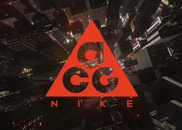 NikeLab ACG in 2014-13