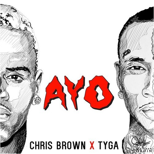 Chris Brown Tyga Ayo