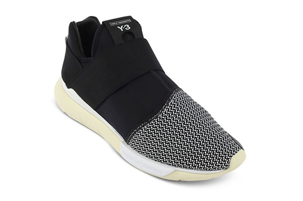 adidas Y-3 Qasa Low II Black & White