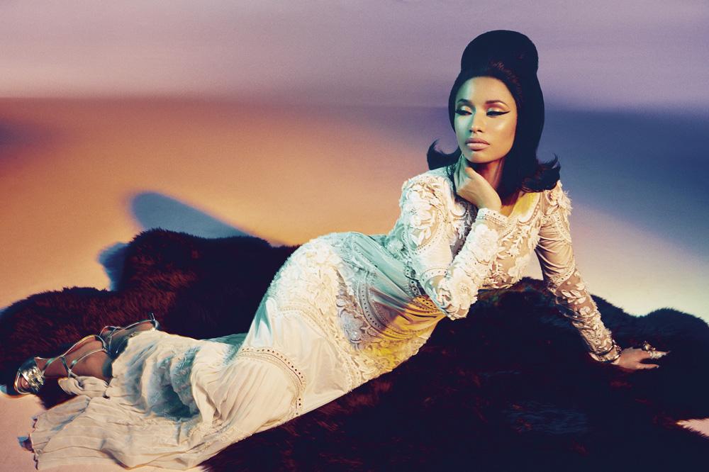 Nicki Minaj for Roberto Cavalli Spring Summer 2015 Campaign-5