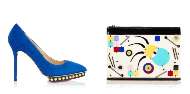 Charlotte Olympia Pre-Fall 2015 Collection