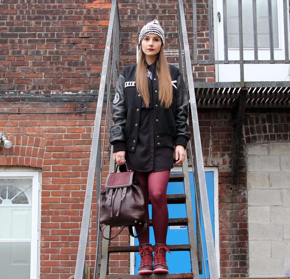 Hawley Dunbar Street Style Sidewalk Hustle 2014-2