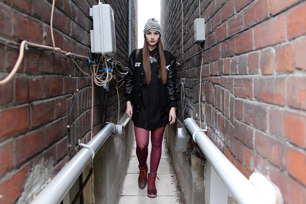 Hawley Dunbar Street Style Sidewalk Hustle 2014