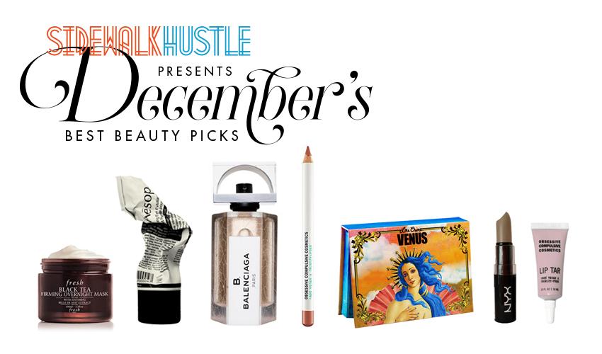 December Beauty Picks 2014