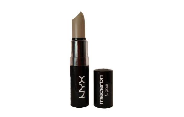 NYX Macaron Lipstick Light Grey