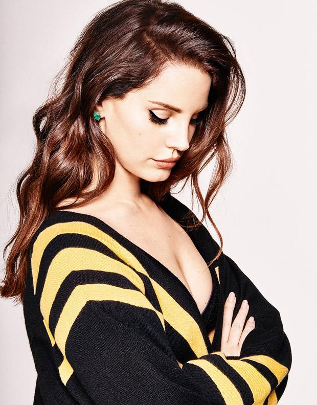 Lana Del Rey for Grazia France January 2015-2