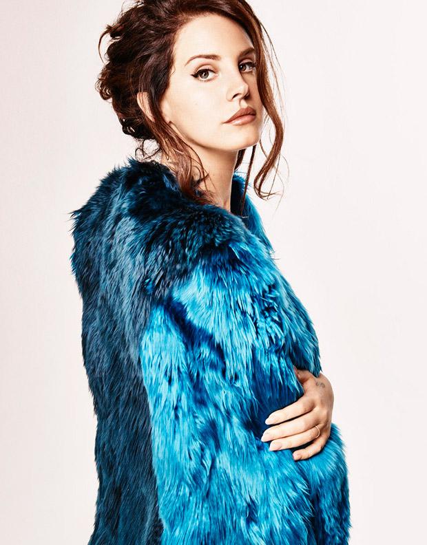 Lana Del Rey for Grazia France January 2015-5