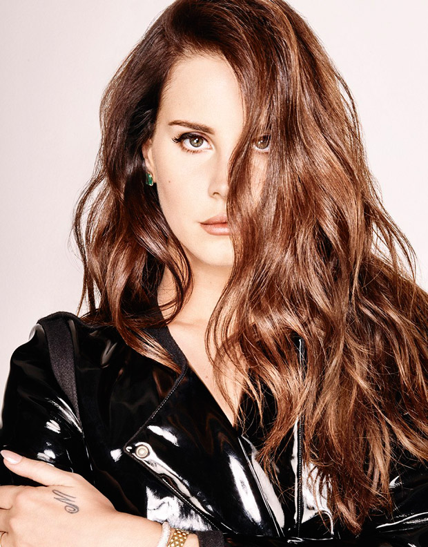Lana Del Rey for Grazia France January 2015-8