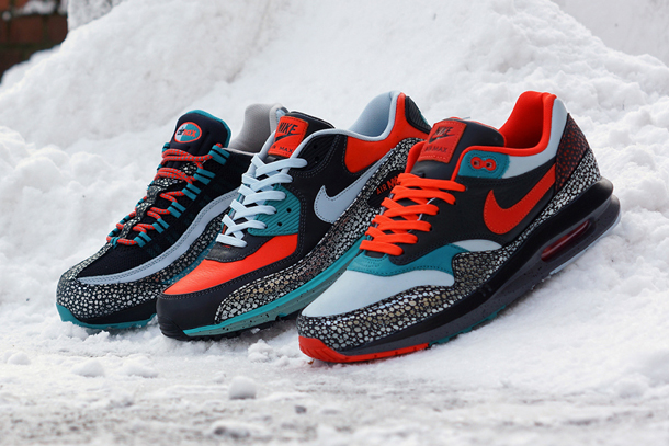 brand new eb8bf 10868 Nike Air Max Kabutomushi Pack