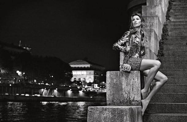 Gisele for Chanel Spring Summer 2015-10