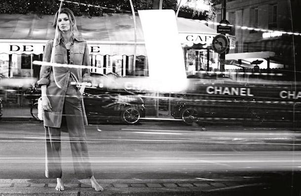 Gisele for Chanel Spring Summer 2015-5