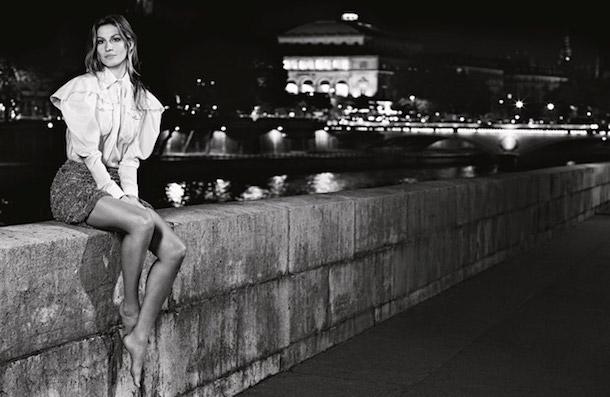 Gisele for Chanel Spring Summer 2015-9