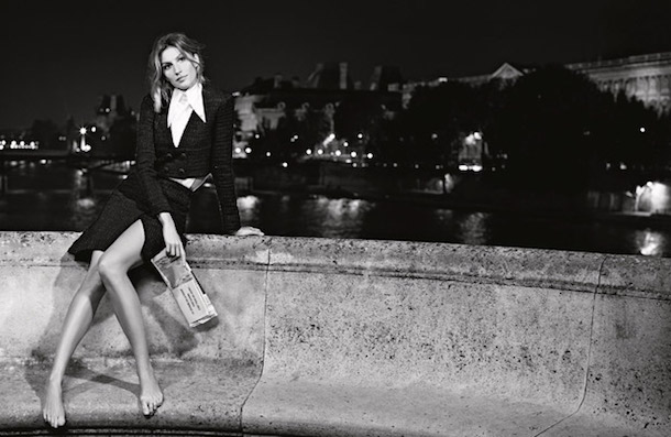 Gisele for Chanel Spring Summer 2015