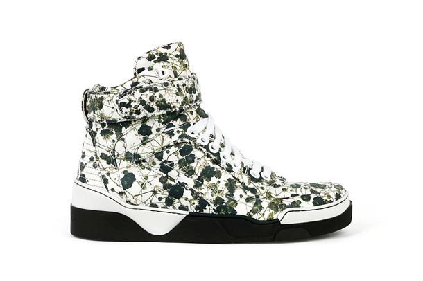 Givenchy Tyson High Baby Breath Hi Top Sneakers