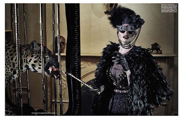 Lara Stone for Vogue Italia January 2015-11
