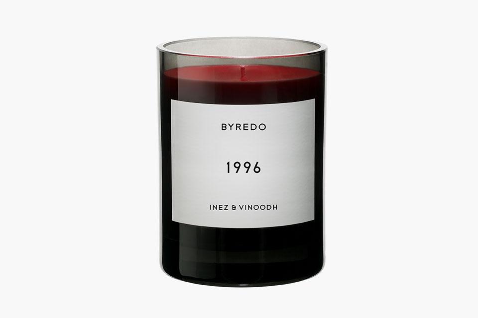 Inez & Vinoodh x BYREDO 1996 Collector Candle