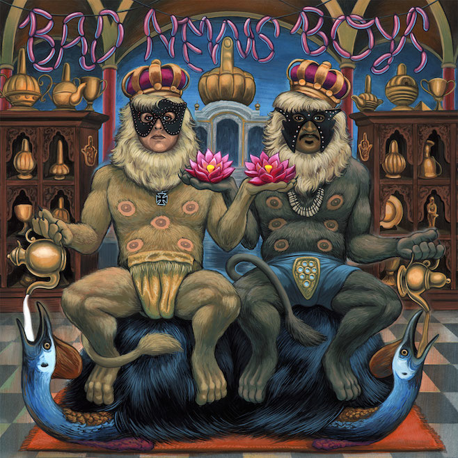 The King Khan & BBQ Show Bad News Boys