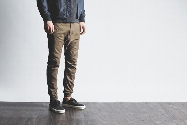 Publish Brand 2015 Spring Jogger Pants