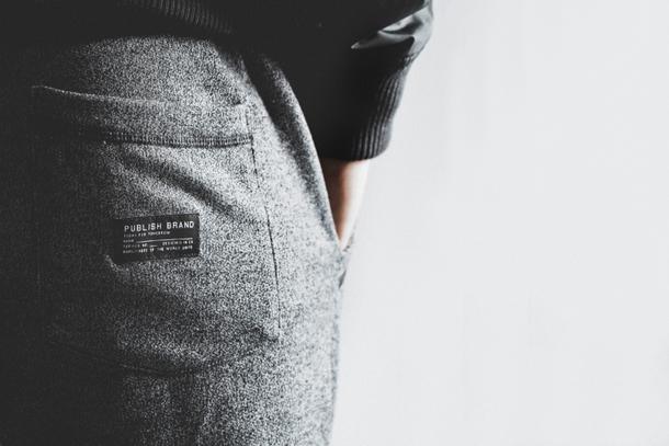 Publish Brand 2015 Spring Jogger Pants5