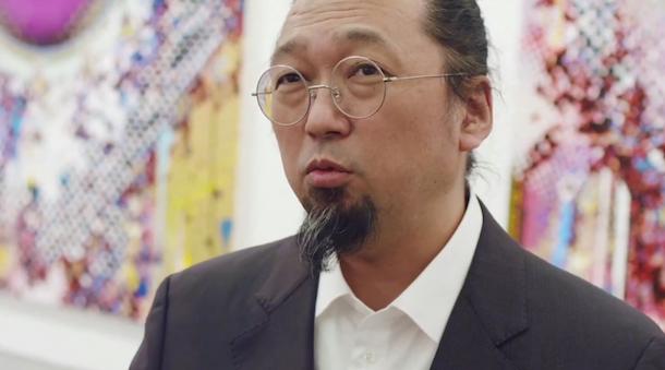 Takashi Murakami x NOWNESS